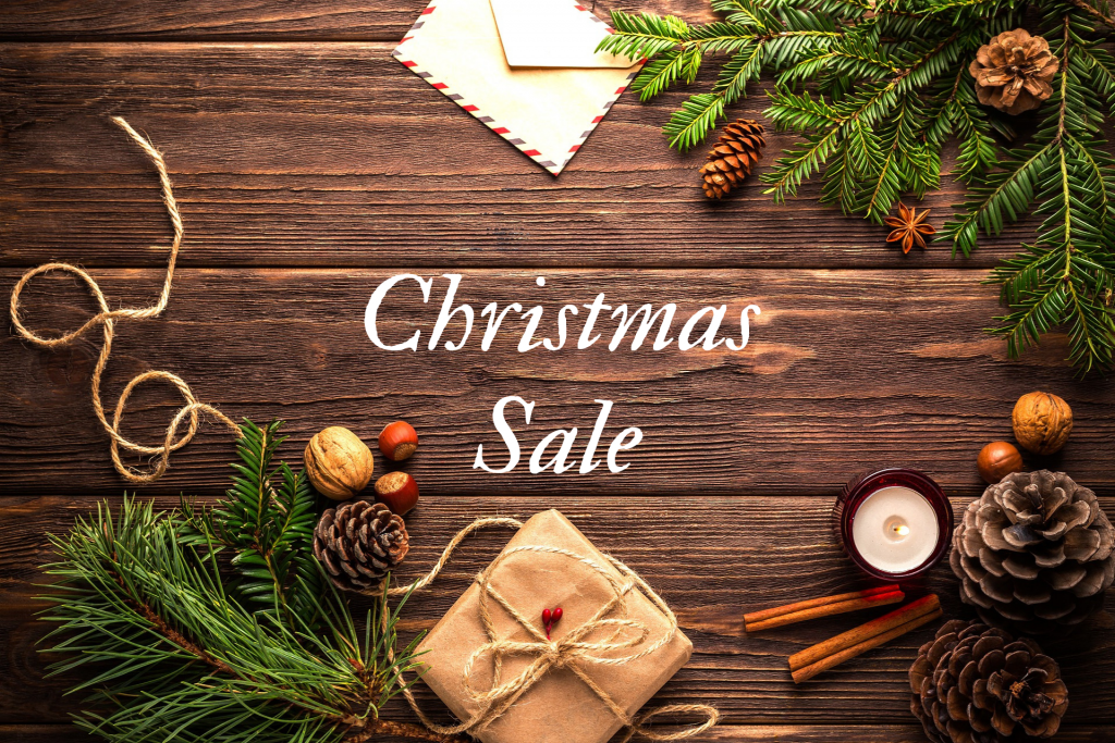Offre spéciale vacances de Noël